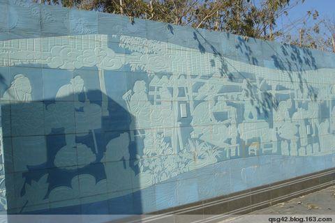 景德镇的城市雕塑 - qsg42 - qsg42的博客