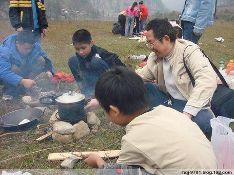 11.15(星期六)堤溪野炊--2 - 黄老师 - 黄老师的博客