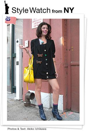 street fashion from NY - 暖暖 - 最好的时光