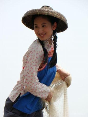 渔家姑娘 - 渝州书生 - 渝州书生