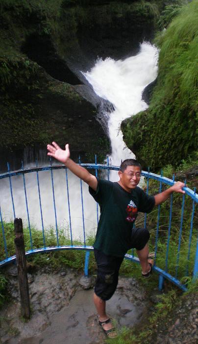 游走在西藏和尼泊尔(十四)博卡拉 魔鬼瀑布 - qdgcq - 青岛从容
