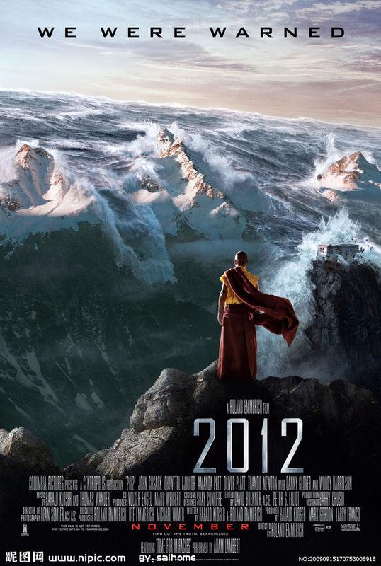 好一个《2012》 - SARA - JUST  SARA