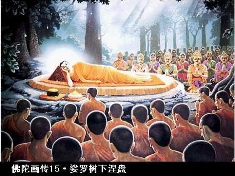 【图文】佛陀画传 - 秋夢園主☆秋 - ☆秋夢園☆