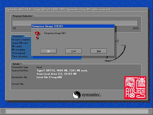 电脑小常识:Ghost的使用 - Drupal 探求者 - Johns Blog