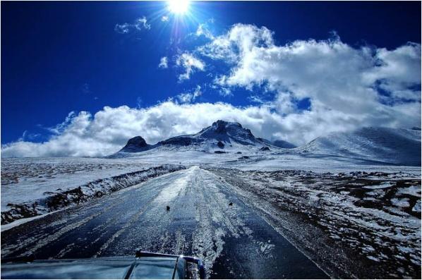 [原]青藏公路(02)-纳木错湖相关 - Tarzan - 走过大地