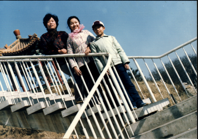 2000.1.22上午10:30 - tgxuzheng - 海河入海口的窝