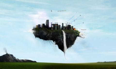 引用 Photoshop Contest 2007设计大赛优秀创意作品欣赏 - Aixe - 青春里,留下一点点感慨、精彩和期待