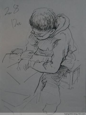 画(6):從《素描的訣竅》到《藝用解剖》 - 蓝桑的画中话 - 画中话