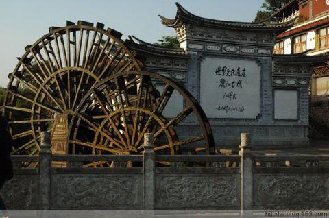 [原创摄影]好喜欢,云南(11)--大研镇,高原的水城 - 松江蓑笠翁hitcdw - hitcdw摄影、旅游