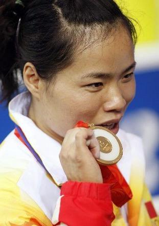 陈艳青你让我哽咽......历史上最伟大的女举运动员 - 徐露 - 徐露