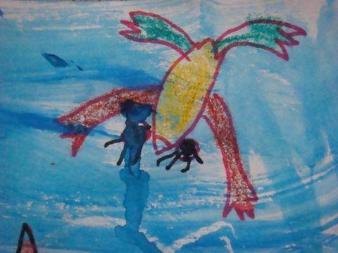 画画——第一课 - 草根儿 - 记  忆