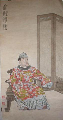 〈我的画〉——人物画 - 云鹤 - 碧云轩主
