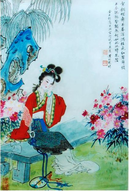 【转载】《红楼梦》金陵十二钗( 金大钧) - xiao-yu2888 - xiao-yu2888的博客