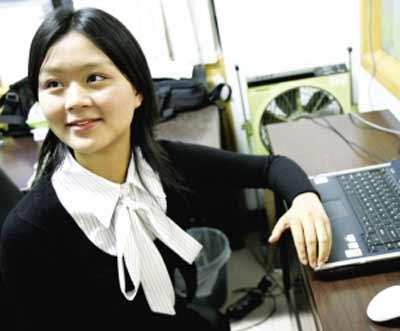 揭露TopCoder聘用少女总裁吴莹莹的真正目的 - lizhongcun - 李忠存的BLOG