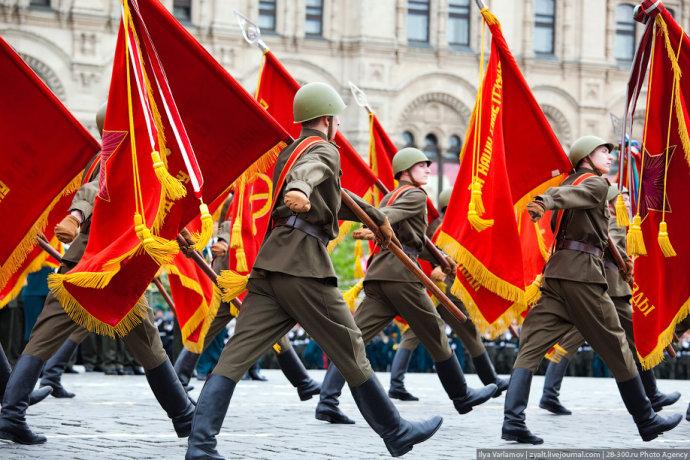 莫斯科红场大阅兵 (组图) - 老藤 - tengxuyan 的博客