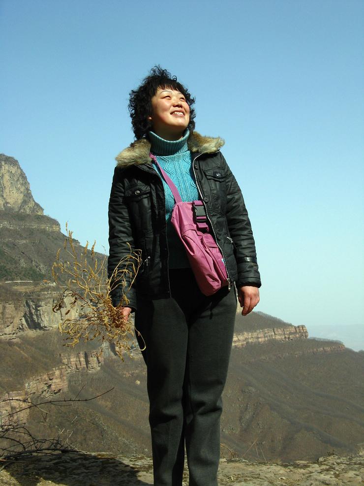 情人节登山  方家沟--观霖沟--黄华 - 漂泊   - 漂泊的博客