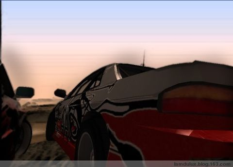 《公路最速传说》:第一章之速度,生命之比拼! - lamdulux - │傑┑′