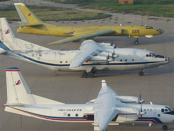 外媒揭秘中国飞行试验研究院试飞团 - 东海龙王 - chy601210的博客