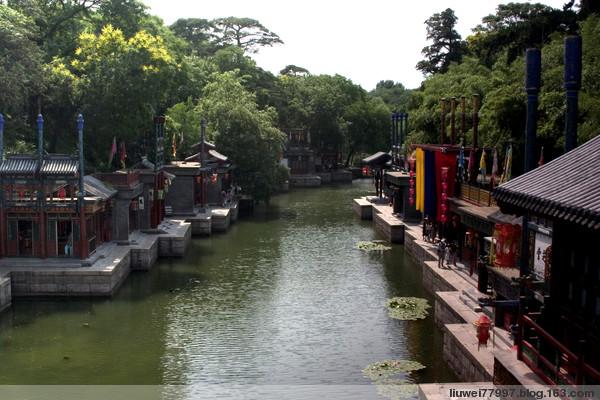 颐和园的另一面 - 刘炜大老虎 - liuwei77997的博客