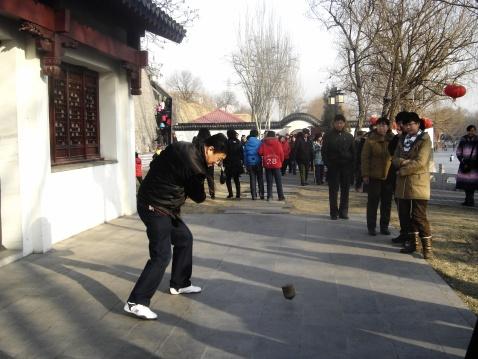 春节游公园 - 霜雪 - 霜雪的博客