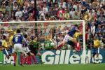 世界杯经典交锋——1998年7月12日 世界杯决赛 法国3比0巴西 - 足球先生 - 足球先生的博客