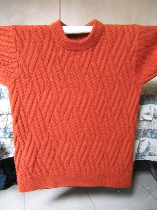 宝贝女男式毛衣 - 梅兰竹菊 - 梅兰竹菊的博客