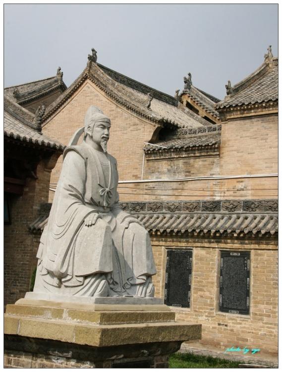 山西大院(22)柳氏民居 - 自由诗 - 人文历史自然 诗词曲赋杂谈