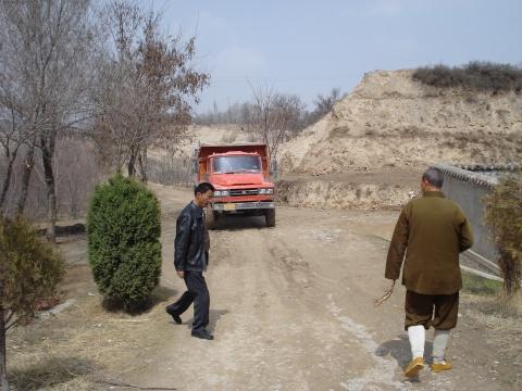 (原创)2008年供养潮音寺建筑材料报道(组图) - 新佛教徒 - 正信之路