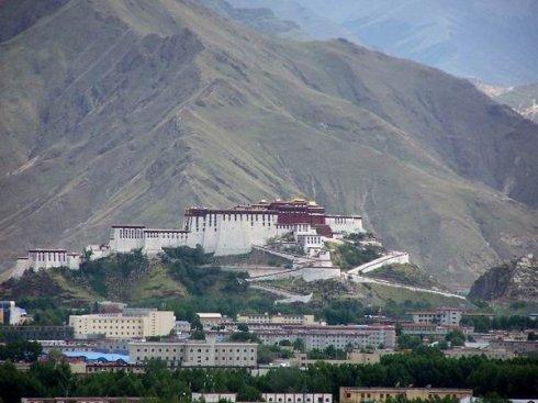 别样风情游西藏:22色拉寺辩经下 - 建龙 - 莫问回程