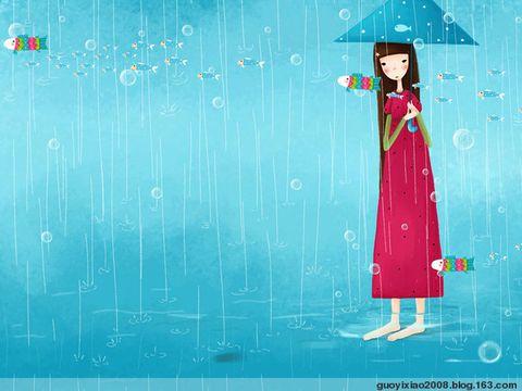 春  雨(原创) - 秋水长天·淼淼 - 秋水长天·淼淼