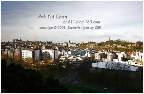 一个人的爱丁堡Ⅱ - CBR - CBR s 6排11號