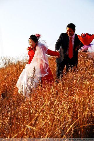 幸福的一对 - hf-twk - 红帽子(王)的博客