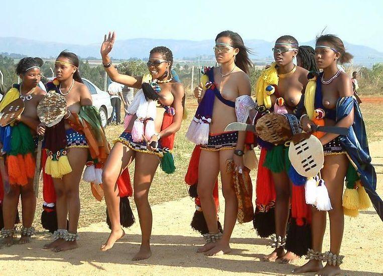 真正的非洲部落女人 - 兴安神医 - 兴安神医的博客