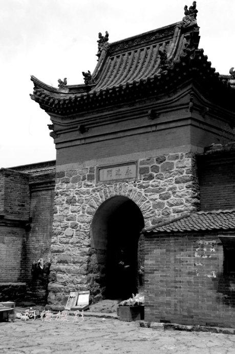黑白五台山组图(上) - 阿德 - 图说北京(阿德摄影)BLOG