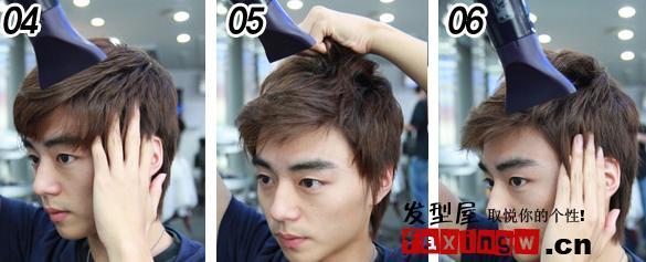 男生头发变蓬松的打理方法 - 青岛贵族 - 青岛贵族的博客