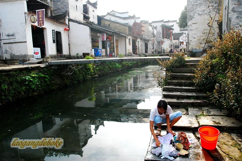 [原创]  24)中国最美农村—李坑(上) - 老港 -      『老港的博客』