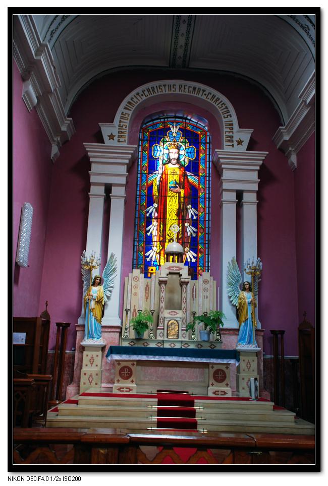 【王琇原创】澳门的教堂——主教座堂 - 王琇的博客 - WANGXIU1002005王琇的博客