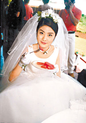 陈慧琳不做婚前财产公证 透露想生一男一女 - 664343058 - 咖啡人生