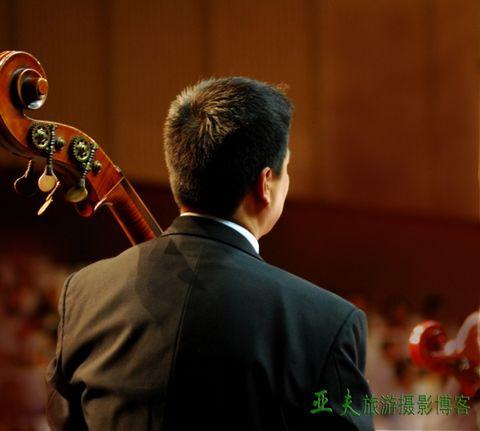 (原创)上海歌剧院交响乐团在苏州 - 高山长风 - 亚夫旅游摄影博客