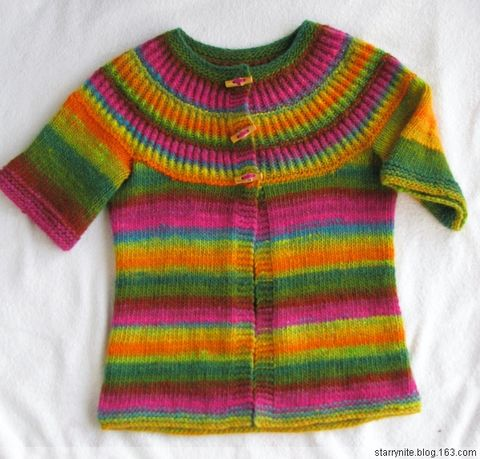 引用 秋色满肩-蜡笔衫(Starrynite) - 酷愛編織的猫 - 猫公館