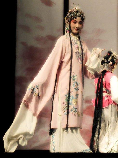 经典折子戏版《牡丹亭》图片集及《1699·桃… - 米兰Lady - 兰笺