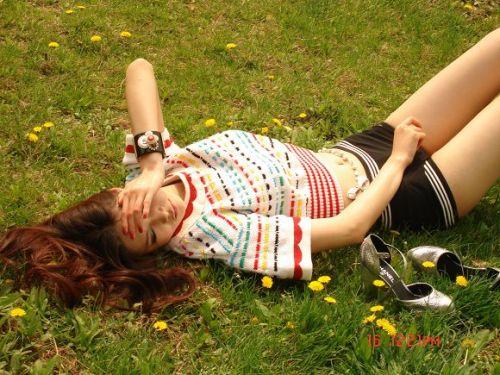 模特的幕后生活 - 杨芳 - 杨芳的博客