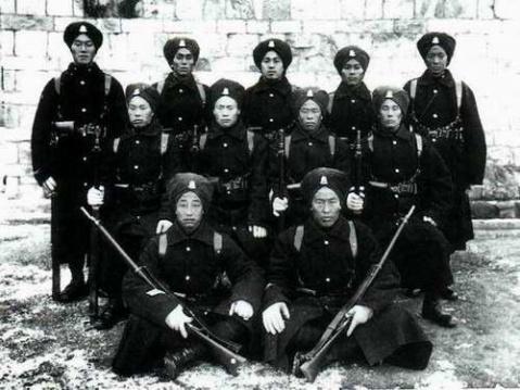 """【历史话题】""""华勇营"""":八国联军中的中国军团(图) - 石学峰  - 薛锋的博客"""