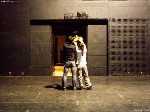 心态超脱、苦尽甘来——现代实验舞台艺术的亲身践行5(原创) - 使者--李堂吉诃德白 - 中国舞蹈联盟系列博客 ——说舞