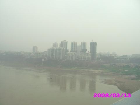 重庆的桥——李家沱大桥(长江公路二桥) - 昊天广极 - 昊天广极的博客