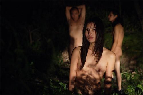 国内全裸自拍艺术先锋(转帖) - Jack - 莎乐美之吻—皓紫