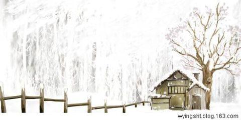 (原创)学填词  木兰花慢 · 雪岸 - 东门听雪 - 东门听雪的博客