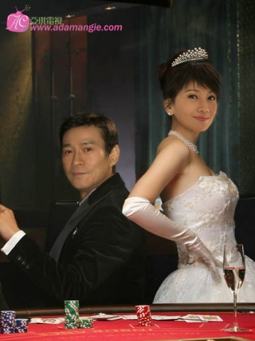 赵雅芝罕见图片集及简介(组图) - 玫瑰情人 - 玫瑰情人艺术空间