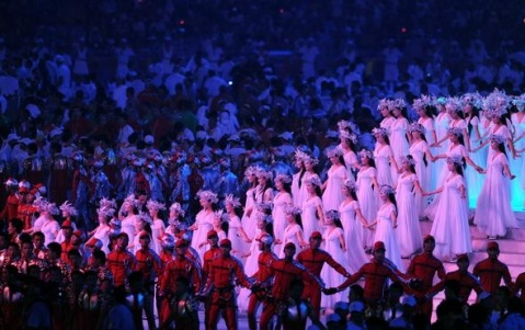 北京奥运会闭幕及体育场馆介绍 - MING - MING-BLOG