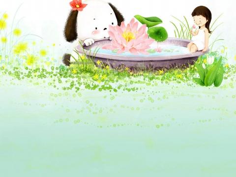 叶子的奇迹 徐启源 - 落落 - 三(2) 我们的阳光小屋